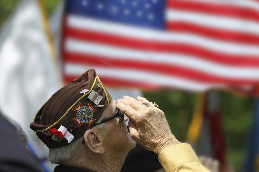 Veteran home health care
